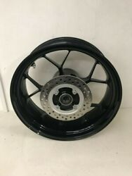 Genuine Honda Cbr1000rr 2020 Fireblade Pair Of Front And Rear With Disc Wheels