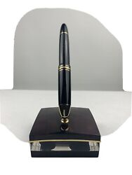 Fountain Pen 4810 750 18k M Nib With Stand