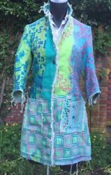 Multicolored Save The Queen Jacket Size M Made In Intaly