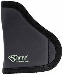 Sticky Holsters Sm3 - Designed To Fit Pocket 380and039s Up To 2.5 Barrel With Lasers