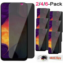 For Samsung Galaxy A20 / A20s Privacy Anti-spy Tempered Glass Screen Protector