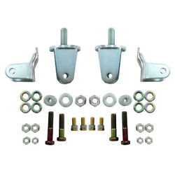 Upr 1979-2004 Mustang Bolt In Rear Coil Over Bracket Kit Free Shipping 2006-11