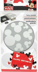Ek Tools Disney Mickey Mouse Confetti Large Paper Punch