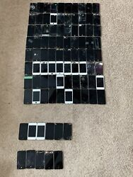 Lot Of 90 Apple Ipod Touch 4th Generation 8gb - Parts Only