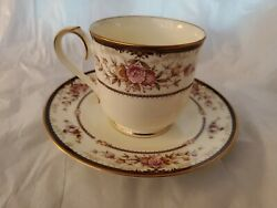 Noritake Brently Cup Saucer China