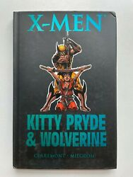 X-men Kitty Pryde And Wolverine - Premiere Hc Hardcover – Claremont Milgrom
