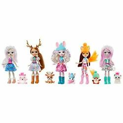 Enchantimals - Snow Day Friends Collection - New