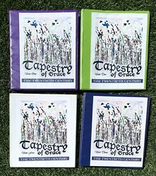 Tapestry of Grace Year 4: 20th Century Units 1 2 3 4 Complete 2003