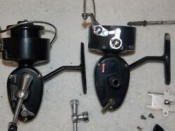 Mitchell Garcia 300 And 440 Spinning Reels Complete And Working France