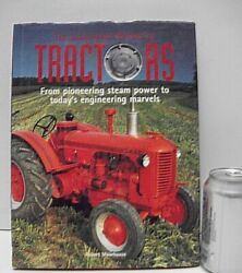 The Illustrated History Of Tractors Robert Moorhouse Hc Gift Quality