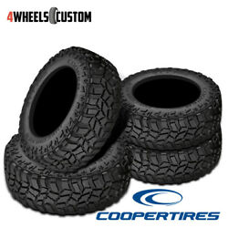 4 X New Cooper Discoverer Stt Pro 35/12.5r15 113q Off-road Traction Tire