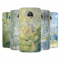 Official Stephanie Law Stag Sonata Cycle Soft Gel Case For Motorola Phones