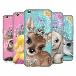 Official Animal Club International Royal Faces Soft Gel Case For Oppo Phones