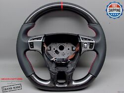 Bentley 11-18 Continental Gt3 Speed Flying Spur 5 Red Napa Carbon Steering Wheel