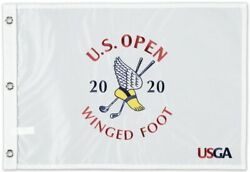 2020 Us Open Winged Foot Bryson Dechambeau Official Embroidered Golf Pin Flag ⛳️