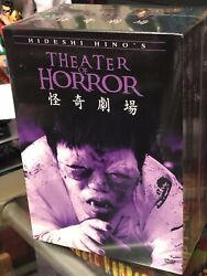 Theater Of Horror The Boy From Hell / Dead Girl Walking / Lizard Baby / New