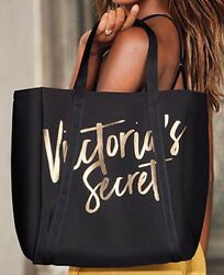 New Victoria#x27;s Secret Insulated Cooler Tote Bag Beach Cooler Lunch Bag $24.95