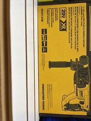 Dewalt Dch133b Xr 20v Brushless Sds 1 Rotary D-handle Hammer Drill Tool Only