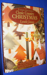 Thimbleberries Classic Country Christmas 2000 Jensen Gifts Decorations Quilts Or