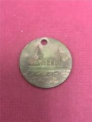 Remember The Maine Vintage Enface Token Free Shipping