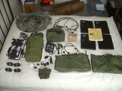 Us Special Foces Military Alternative Power Supply Assembly Portable Solar Hand