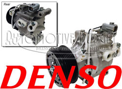 A/c Compressor W/clutch For Lotus Elise And Exige - New Oem