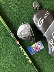 Ping G425 Max/sft/lst 14.5 3 Wood W/- Project X Hzrdus Smoke Small Batch Combo