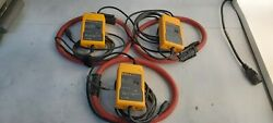 Lot Of 3 Fluke I3000s Flex Ac Current Probe Price For All 3 Units Make Offers