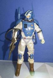Spiral Zone 1/12 Protecting Suit Bull Solid 6 Action Figure Bandai 1985