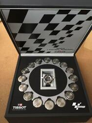 Auth Tissot Watch Moto Gp Official Limited Edition 2004 F/s