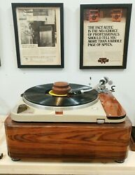 Plinth For Thorens Td 124 Td 121 Gloss Piano Palisander Rosewood 7 Layers