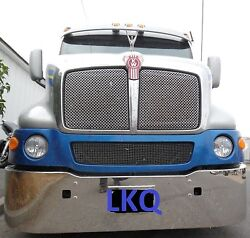 Outlaw Customs Kenworth T2000 Stainless 18 Bumper N71-1079-001 2006 Up Kw083