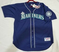 Alex Rodriguez 52 2xl Seattle Mariners Russell Athletic Jersey Made In The Usa