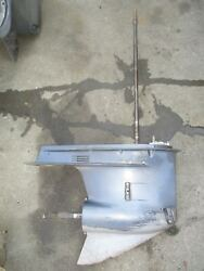 Yamaha 300hp 4 Stroke Outboard Lower Unit With 25 Shaft 6ce-00