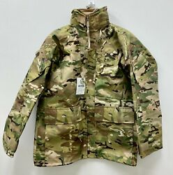 New Us Army Apec Gen Ii Gore Tex Multicam Cold/wet Weather Parka - Small Short.