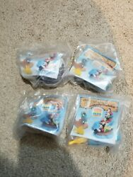 1995 Burger King Kids Club Goofy And Max's Adventure Toys From The Movie 4 Toys