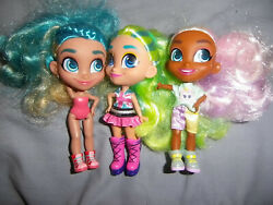 Hairdorables 3 Doll Lot