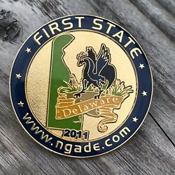 Delaware National Guard De Pin First State 2011 Conference Ngade