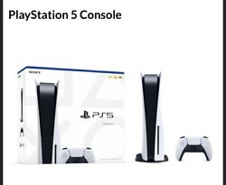 🚨🚨🚨sony Ps5 Blu-ray Edition Console Disc💫💫 Ready To Ship 📦