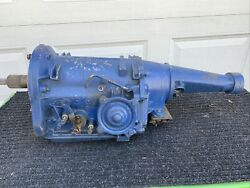 1965-1969 Mustang Automatic C4 Transmission C80p-7006-a