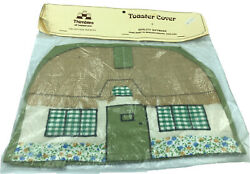Unopened Vintage Handmade Thimbles Of Inkberrow Fabric Cottage Toaster Cover