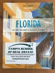 Florida Real Estate Exam Manual For Sales Associates And Brokers 42nd Edition...