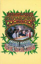 Brownie Maryand039s Marijuana Cookbook Recipes For Social Change By Dennis Peron An