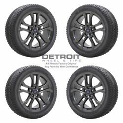 18 Ford Fusion Gray Wheels Rims And Tires Oem Set 4 2017-2020 10120
