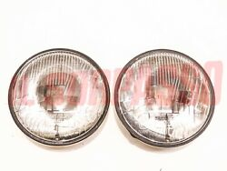 Groups Optical Lights H4 With Dimmer Lancia Beta Sedan Coupe Spider Towing