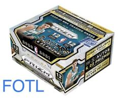 20-21 Panini Prizm First Off The Line Fotl Basketball Hobby Box Sealed Ship Fast