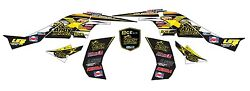Can Am Ds-450 Graphics Kit Atv Quad Graphic Kit Cheaper On Our Direct Website