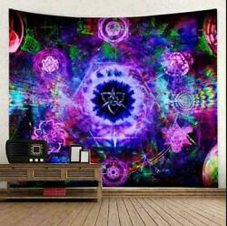 USA Ship Hippie Mandala Tapestry Psychedlic Wall Hanging Tapestries Home Decor