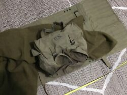 Wwii Us M1943 - 175 Th.inf. Mussett Bag Original...no Reproduction Here. Ww2