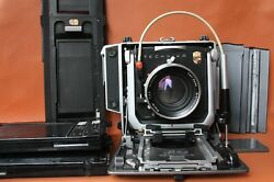 Linhof Technika Master And Accessoriesplanar Is Not Included